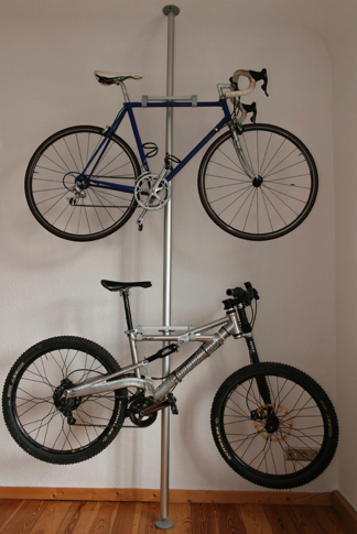 Bikerack Ikea Hacker
