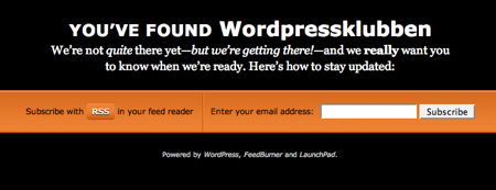 Wordpressklubben