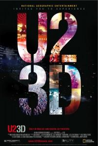U2 3D musikfilm