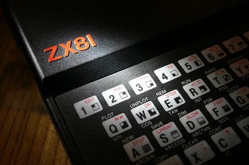 ZX81 30 år