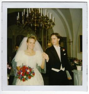 bröllop i Kvistofta kyrka