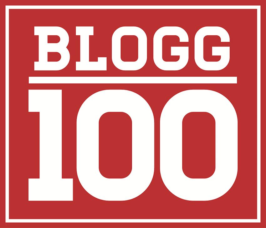 Då kör vi! #Blogg100
