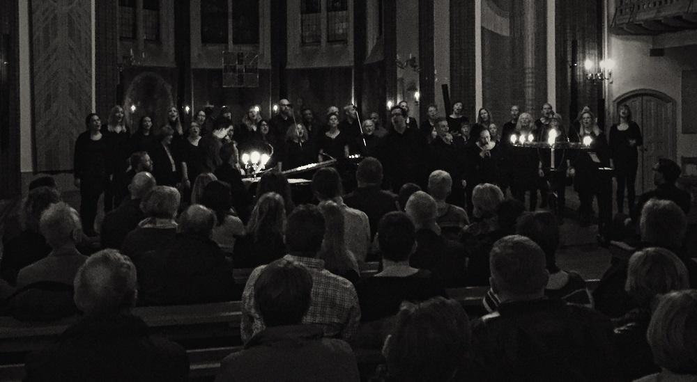 The Dark Concert – Earth Hour