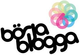 Börja blogga