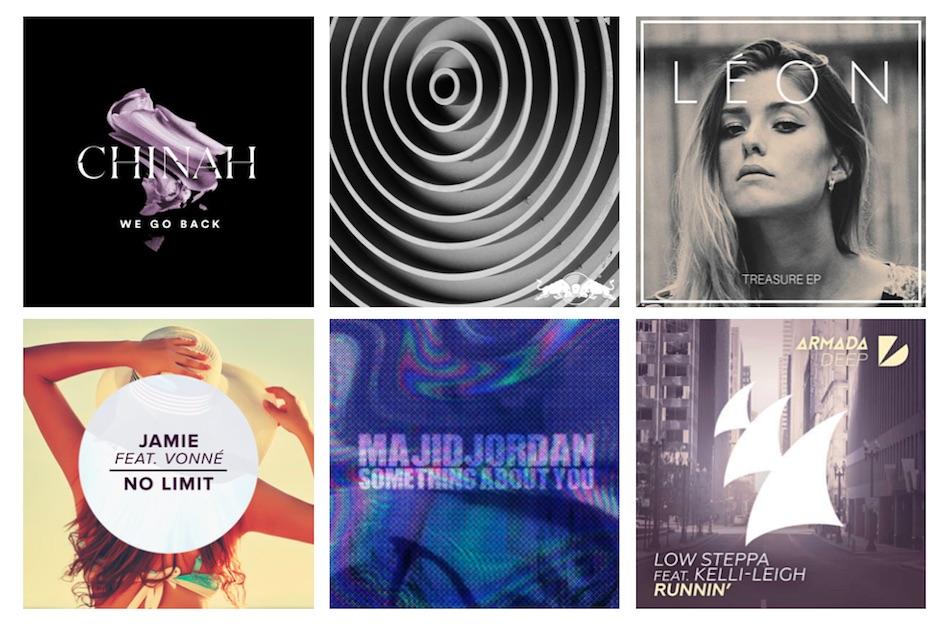 Spotify mars 2016