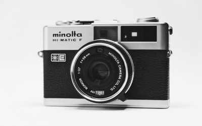 Ny kamera – Minolta Hi-Matic F